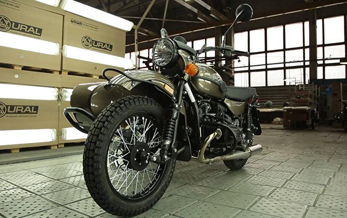 Ambassador: nova moto russa é exportada aos EUA