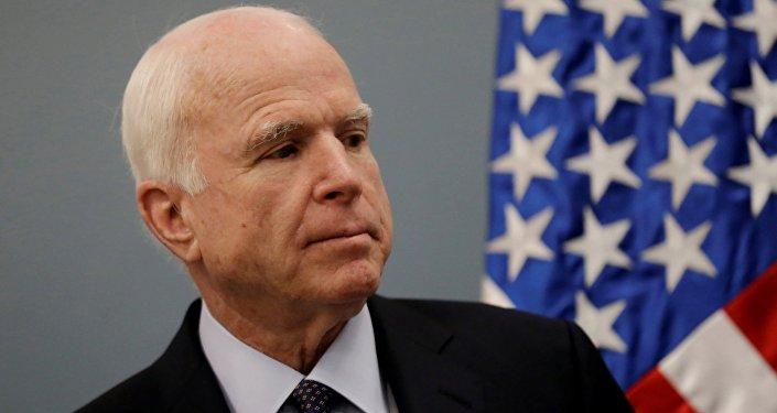 Senador republicano John McCain