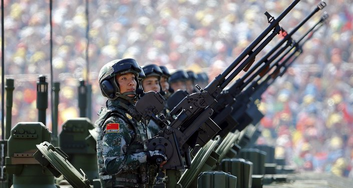 Soldados do Exército da Libertação Popular da China