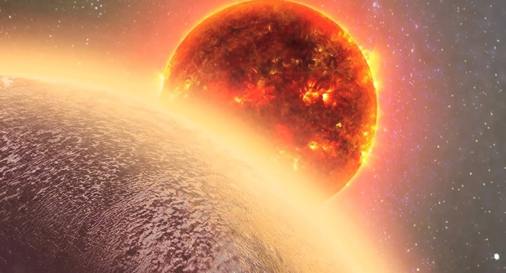 Exoplaneta GJ 1132b