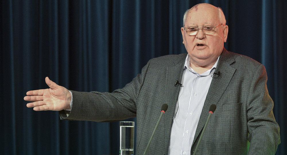 Ex-presidente da URSS, Mikhail Gorbachev