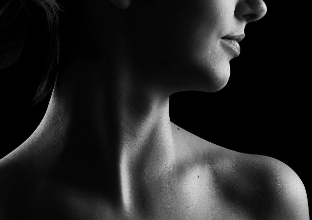 Uma mulher nua (imagem ilustrativa)