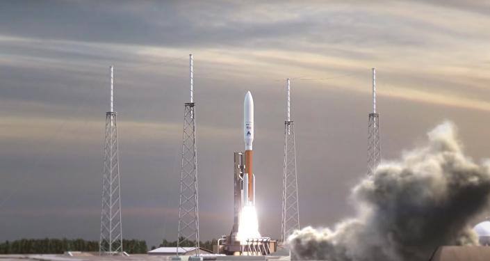 Modelo da nave espacial Dream Chaser