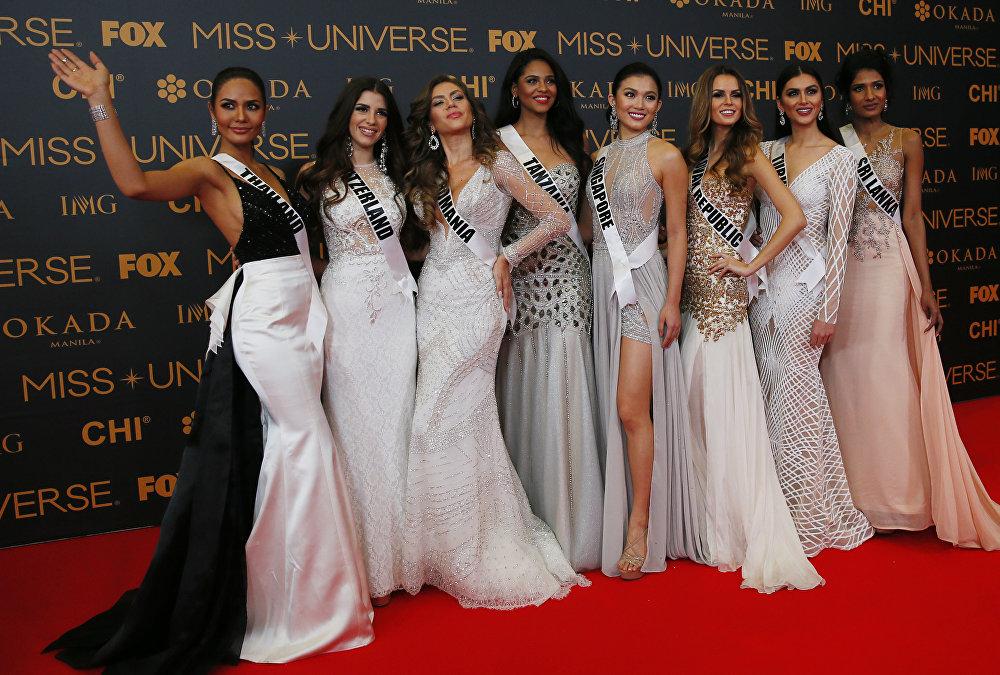 Candidatas ao Miss Universo