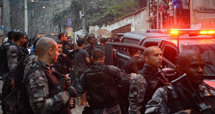PM do Rio tem mais policiais mortos