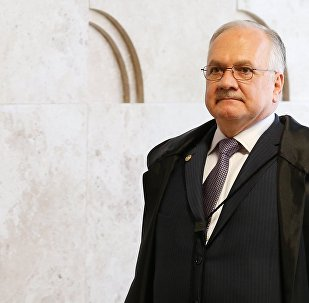 Ministro Edson Fachin, do Supremo Tribunal Federal (STF)