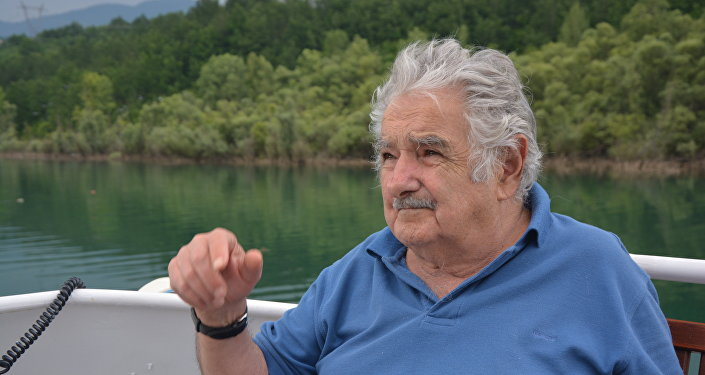 Ex-presidente uruguaio José Mujica