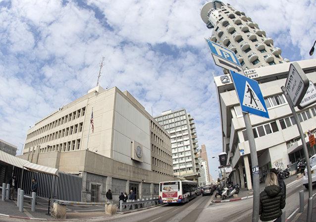 Embaixada dos EUA em Tel Aviv, Israel