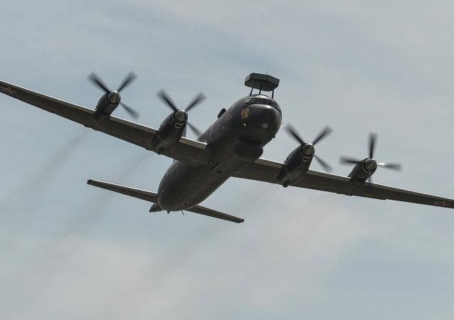 Avião Il-38N