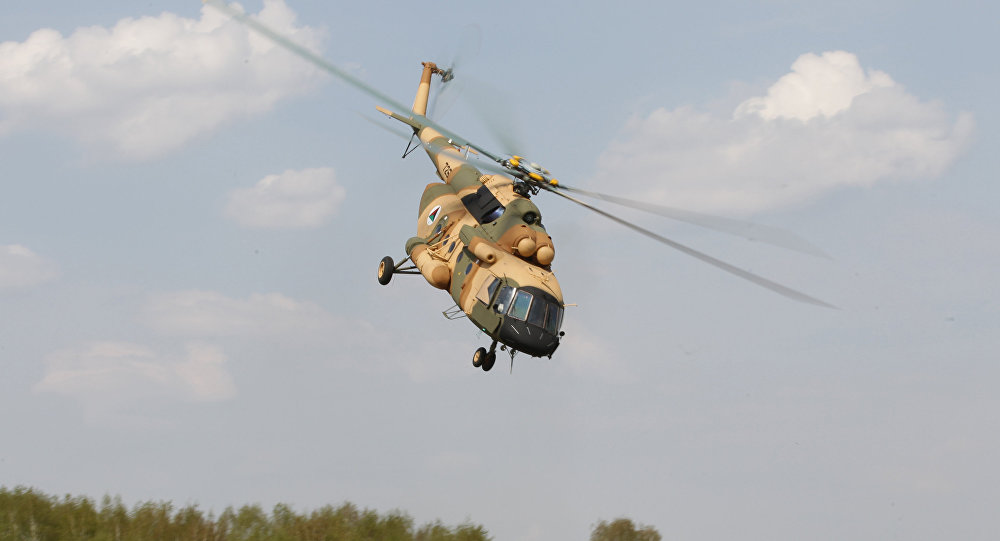 Helicóptero russo Mi-17V-5