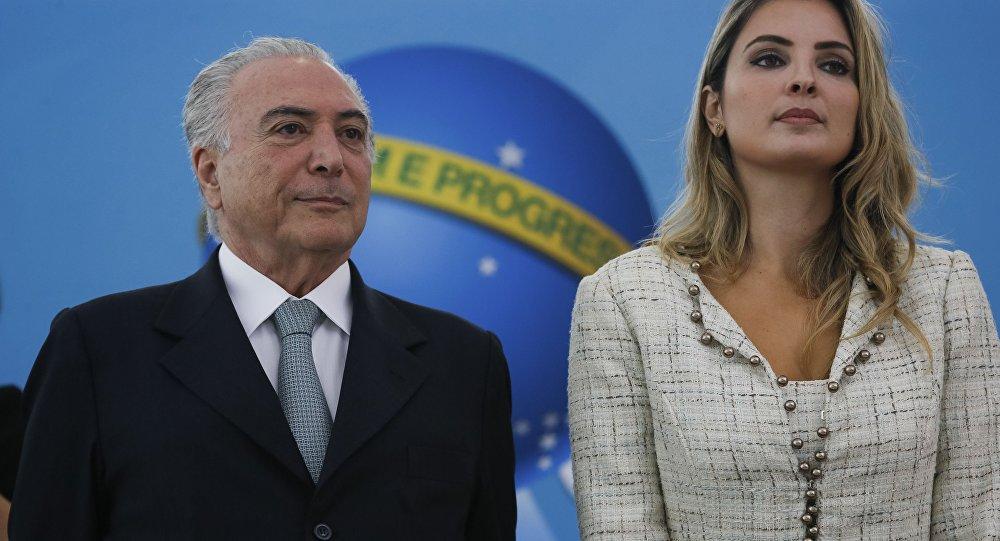 Juiz censura matérias sobre extorsão a Marcela Temer