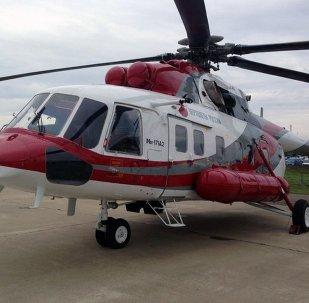 Helicóptero russo Mi-171A2