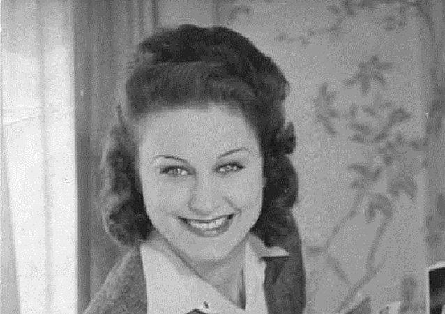 Marika Rokk, atriz alemã