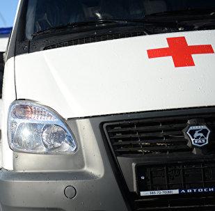 Duas pessoas ficaram em estado grave, incluindo uma menina de 13 anos