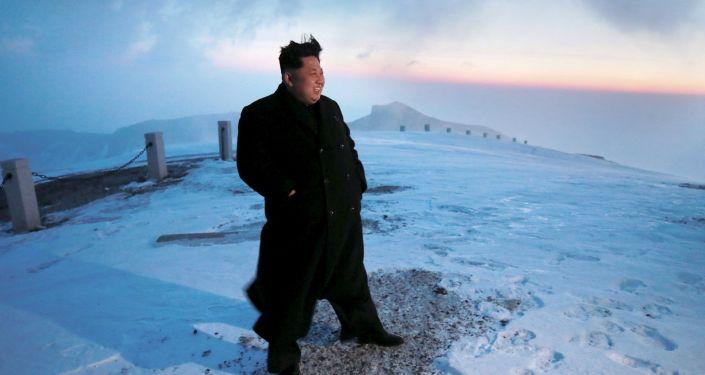 Serokê Koreya Bakur Kim Jong-un