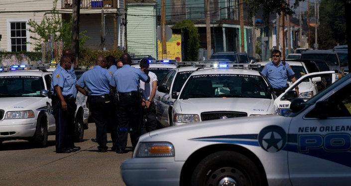 Polícia de Nova Orleans