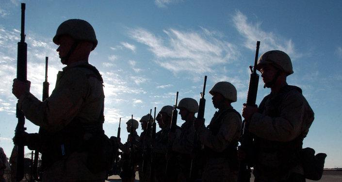 Militares americanos (imagem referencial)