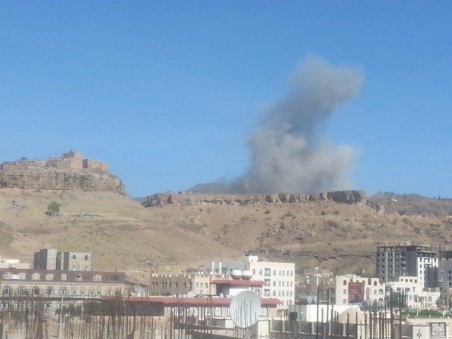 Situação no Iêmen em 16 de abril de 2015