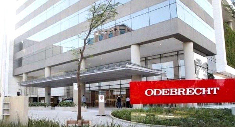 O grupo Odebrecht é investigado na operação Lava Jato por esquemas de corrupção