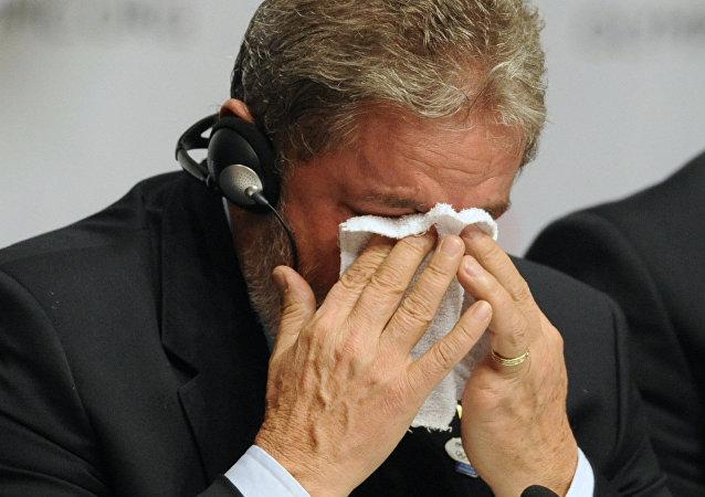 Em 2 de outubro de 2009, o presidente Luiz Inácio Lula da Silva explodiu-se em lágrimas de alegria depois de saber que o Rio de Janeiro seria o anfitrião dos Jogos Olímpicos de 2016.