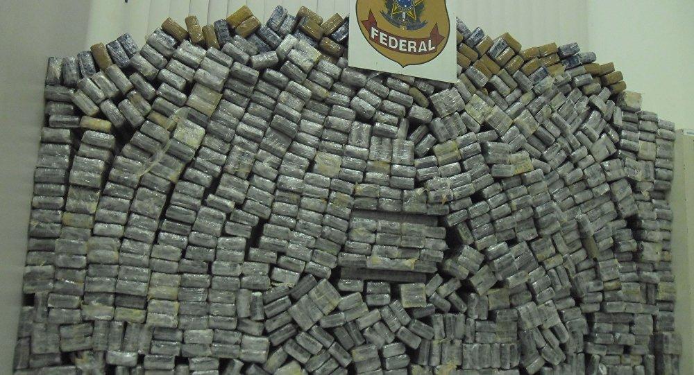 Governo pede ajuda à ONU no combate às drogas