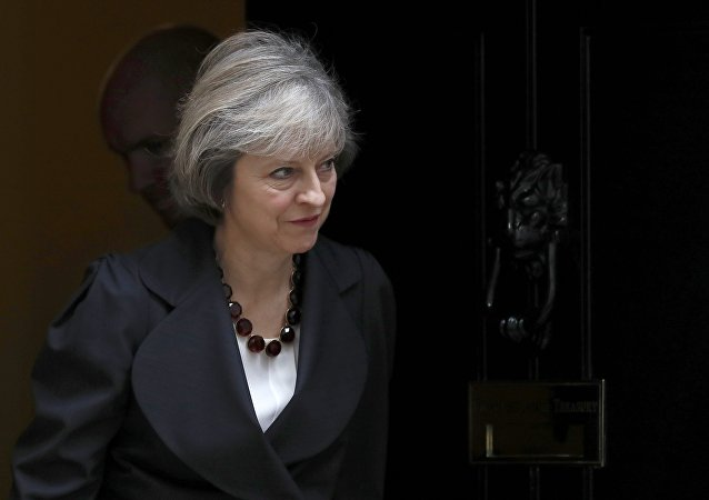 Premiê britânica Theresa May