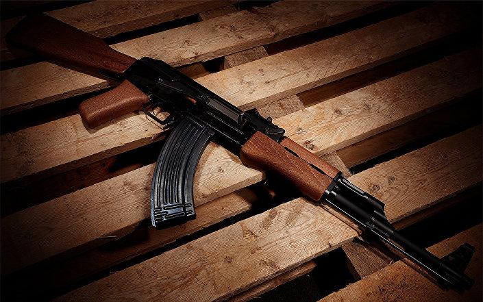 Fuzil Kalashnikov AK-47