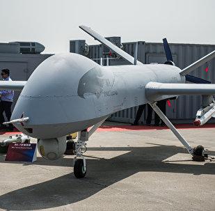 Drone chinês (foto de arquivo)