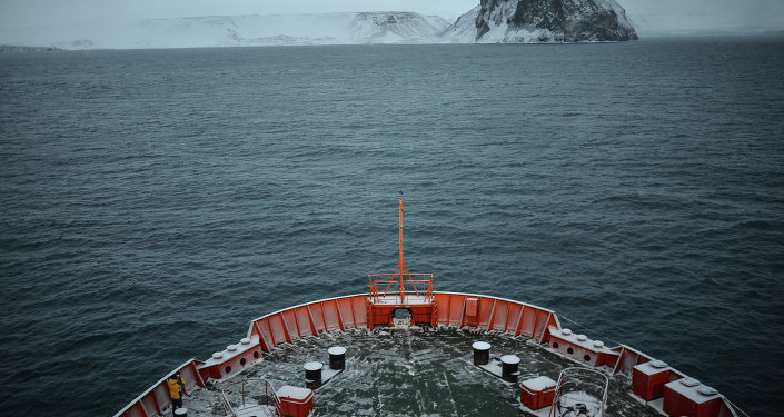 Expedição ao Polo Norte