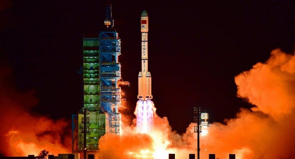 China revela seu ambicioso programa espacial