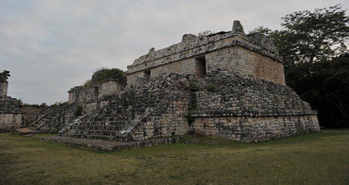 Pirámides maya mexicanas