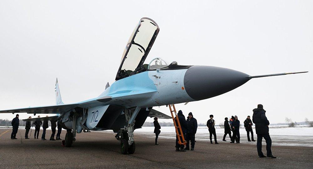 Caça russo MiG-35