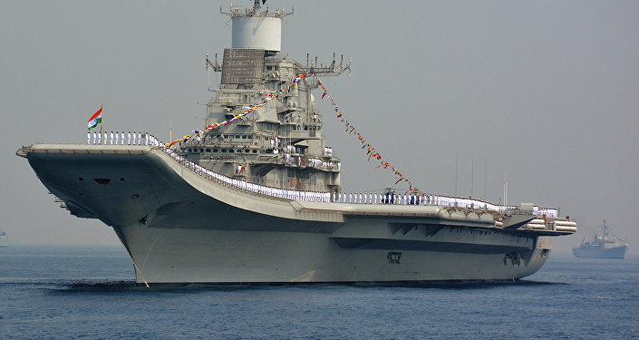 INS Vikramaditya da Marinha da Índia