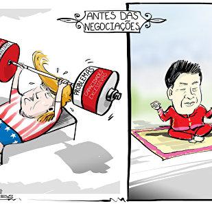EUA e China: um encontro difícil