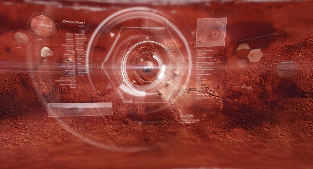 Cientistas da CERN afirmam ter encontrado um antigo acelerador de partículas em Marte
