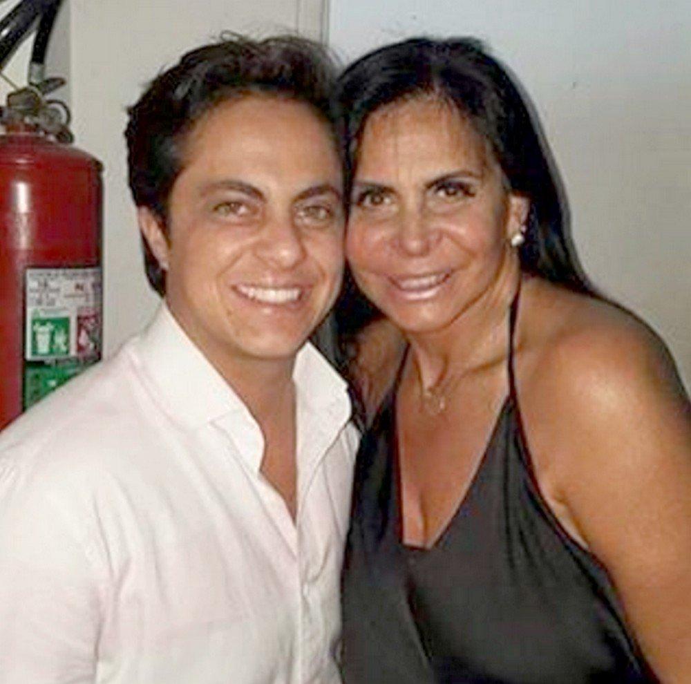 Gretchen e o filho, Thammy Miranda