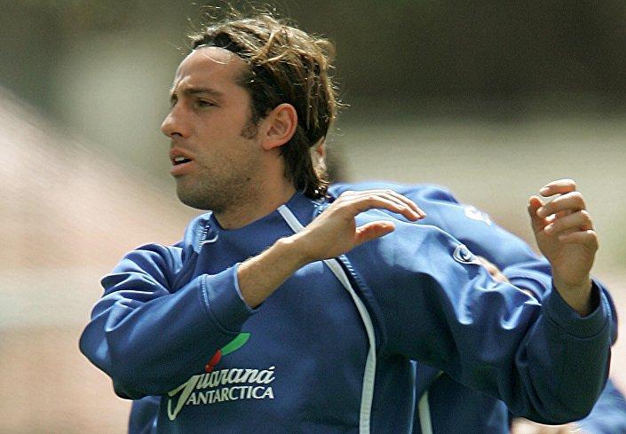 Edu Gaspar, ex-jogador brasileiro e atual coordenador técnico da Seleção Brasileira de Futebol