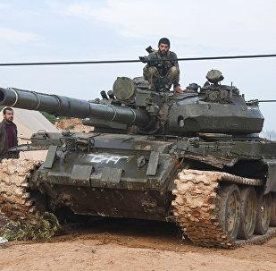 Exército sírio repele contraofensiva dos terroristas no norte da província e Hama