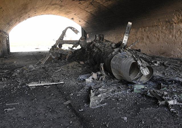 As consequências do ataque de mísseis à Base Shayrat