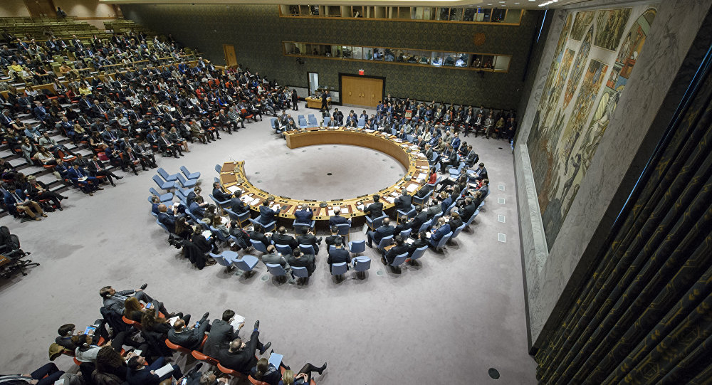 Conselho de Segurança da ONU debate ataque dos EUA à Síria