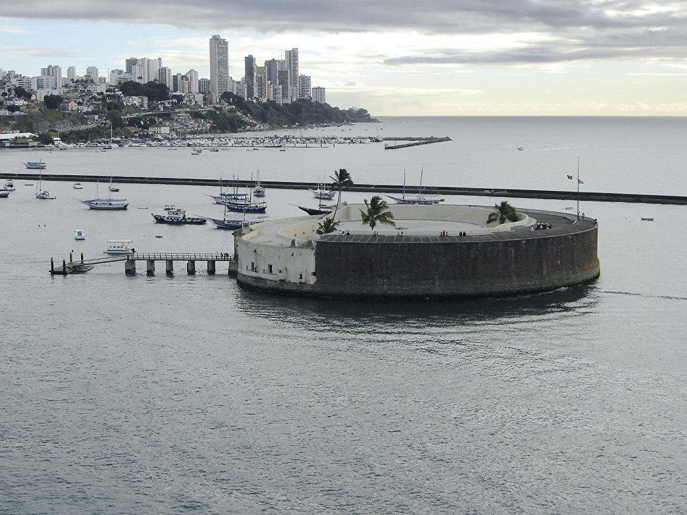 Forte de São Marcelo (Forte do Mar), Salvador