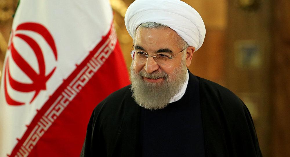 Presidente iraniano, Hassan Rouhani