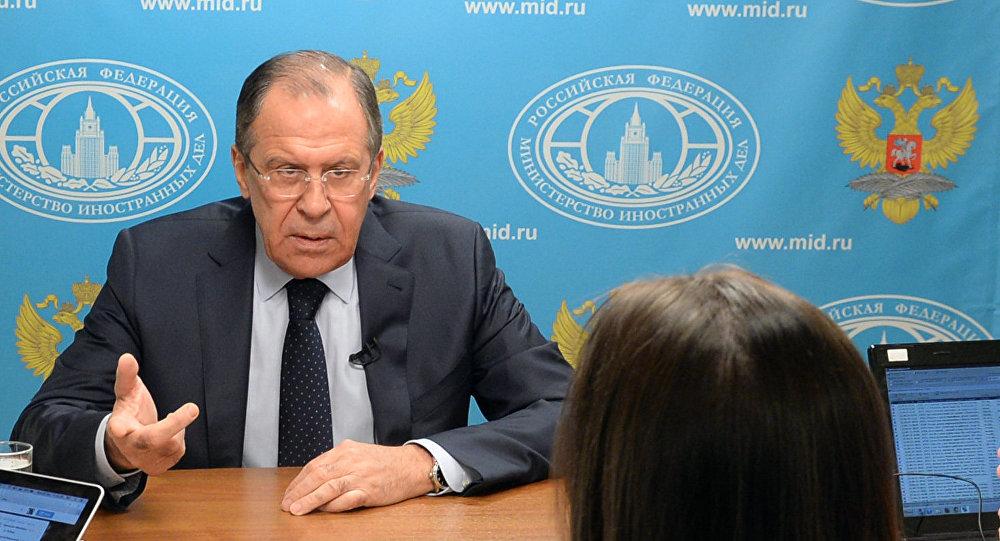 Entrevista do chanceler russo Sergei Lavrov às emissoras Sputnik, Ekho Moskvy e Govorit Moskva
