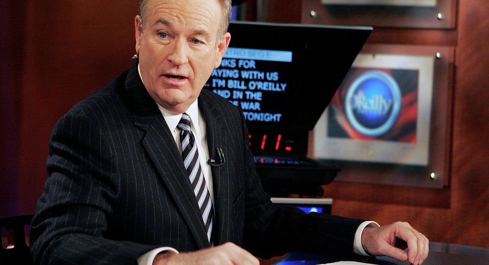 Fox decide romper com apresentador Bill O'Reilly, acusado de assédio sexual
