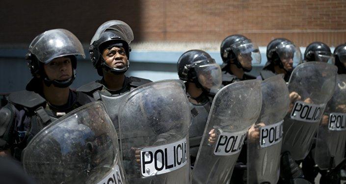Protestos na Venezuela, arquivo