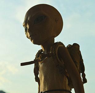 Extraterrestre (imagem referencial)
