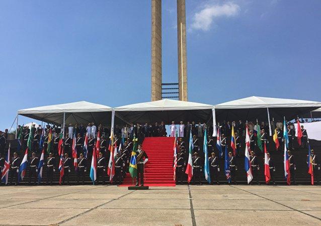 Ministério da Defesa e Forças Armadas fazem no Rio, homenagem aos mortos na 2ª Guerra Mundial