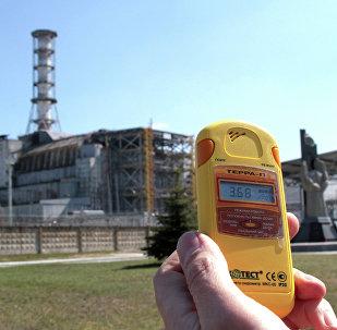 Zona de exclusão perto da central nuclear de Chernobyl (arquivo)