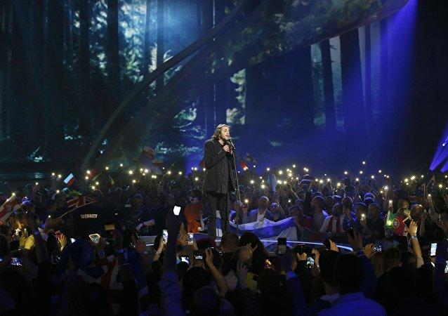 Salvador Sobral, ganador de la Eurovisión 2017