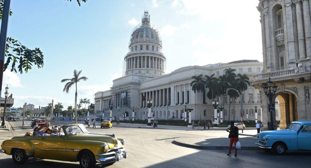 Capitólio da Habana
